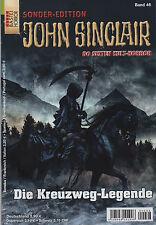 JOHN SINCLAIR SONDEREDITION Nr. 46 - Die Kreuzweg-Legende - Jason Dark