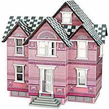 Melissa & Doug 2580 Wooden Victorian Dollhouse