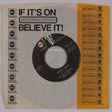 RAY CHARLES: Booty Butt / Sidewinder ABC Tangerine Funk Soul 45 VG++