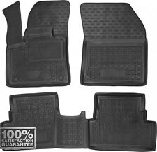 Rubber Carmats for Peugeot 3008 2017- NEW All Weather Fully Tailored Floor Mats