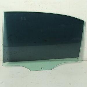 06 07 08 09 10 HYUNDAI SONATA REAR LEFT DRIVER  SIDE DOOR WINDOW GLASS OEM