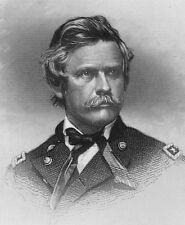 General EDWARD OTHO CRESAP ORD 1867 engraving O'Neill sc
