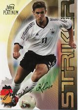 FUTERA UNIQUE 2003 NEW WORLD FOOTBALL CARDS PICK UR PLAYERS & ROOKIES