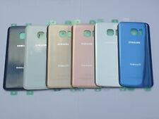Vitre arrière - couvercle capot cache batterie avec adhésif - Samsung Galaxy S7