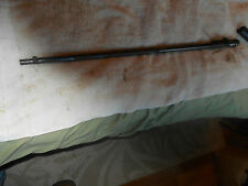 WW2 japanese type 38 arisaka rifle 6.5 cal barrel w front and rear sights