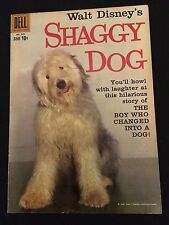 SHAGGY DOG Four Color #985 VG+ Condition