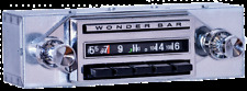 1962 Chevy II Nova Wonderbar AM FM Bluetooth®  'Dream Line' Radio