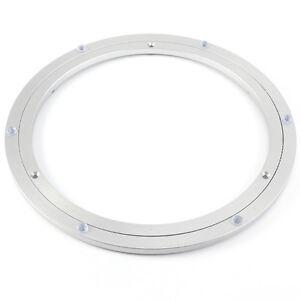 Heavy Duty Aluminium Rotating Bearing Turntable Lazy Susan Smooth Swivel Plate
