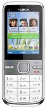 Nokia C5-00 Weiß 5MP- 3G MP3 GPS Ohne Simlock Smartphone Handy Cellular Phone