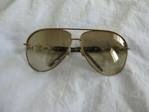 Gucci Women's GG 4225/S Made in Italy Aviator Sunglasses