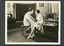 EARLY JOAN CRAWFORD + WILLIAM HAINES - 1927 SPRING FEVER - SILENT FILM