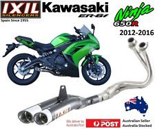 Kawasaki  Ninja 650R / LAMS 2012-2016 IXIL L3X BLACK Full system exhaust