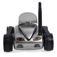 WIFI Remote Control Vehicle I-SPY Car Tank  w/ Vedio Camera ios Android Phone