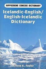 Concise Dictionaries: Icelandic-English - English-Icelandic Concise...