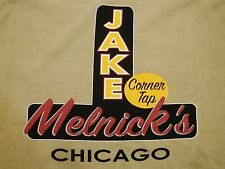 XXX Hot Wings I Dare You! Jake Melnick's Chicago T Shirt L