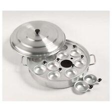 ALUMINIUM EGG POACHER / 12 CUP (SPARE CUPS AVAILABLE)