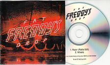 FAT FREDDY'S DROP Razor 2015 UK 2-track promo test CD