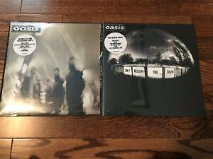 BRAND NEW Oasis Heathen Chemistry Don't Believe the Truth Vinyl LP Set