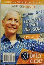 Science of Mind April 2017 Michael Gott Clearing A Path für Gott Versandkostenfrei SB