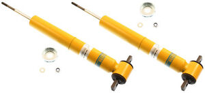2-BILSTEIN SHOCK ABSORBERS,FRONT SHOCKS,PAIR,93-02 CAMARO,FIREBIRD,46MM MONOTUBE
