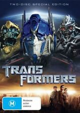 Transformers - The Movie (DVD, 2007, 2-Disc Set)