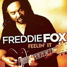 Feelin It  Freddie Fox  Audio CD