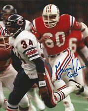 Autographed Garin Veris New England Patriots 8x10 photo - COA