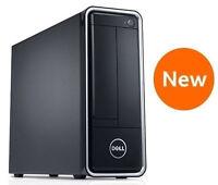 NEW DELL INTEL i5-4440s 3.30GHz QUAD CORE 8GB 1TB SSD WINDOWS 7 PRO PC + OFFICE
