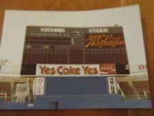 1982 AUREX JAZZ FESTIVAL PHOTOS JAY JAY JOHNSON CLARK COKE YOKOHAMA STADIUM