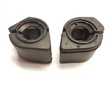 2X Rear Axle Anti Roll Bar Inner Bushes For Peugeot 406 21mm New Ref. OE 517242