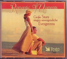 Romantic Moments  -  Reader's Digest   5 CD Box