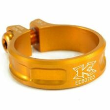 KCNC SC11 Seat Post Clamp 7075 Alloy 38.2mm Gold  B22