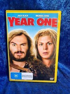 Year One Region 4 DVD Free Postage