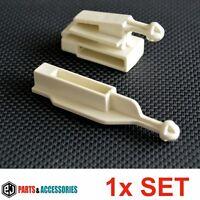 1-SET BMW E39 00-04 Angel Eye 5-Series Headlight Adjuster Repair Kit Bracket NEW
