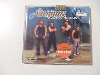 Aventura – Cuando Volveras  - CD SINGLE Audio Stampa ITALIA 2004