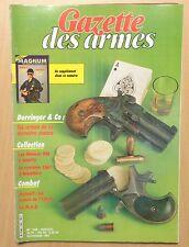 Gazette des armes n° 147 / LES MAUSER 98K A LUNETTE / I.R.A / MAGNUM / LA M.A.G