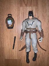 McFarlane Toys DC Multiverse Last Knight on Earth Batman 7 inch Action Figure -