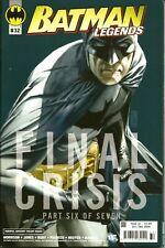 BATMAN LEGENDS #32 (VOL 2) / DC COMICS / TITAN COMICS UK / OCT/NOV 2009 / V/G