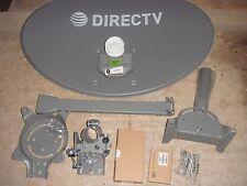 COMPLETE NEW DIRECTV  KAKU 3 SLIMLINE HD DISH/4K SL3 SATELLITE SWM3 DSWM3 4K LNB
