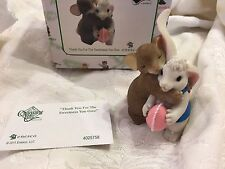 "Charming Tails ""Thank You For The Sweetness You Give "" Dean Griff Nib"