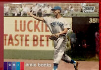 2020 Topps Stadium Club #110 Ernie Banks Chicago Cubs