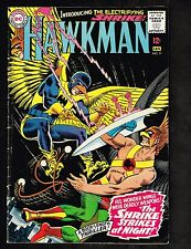 "Hawkman #11 ~ ""The Shrike Strikes at Night!"" ~ 1966 (4.0) WH"