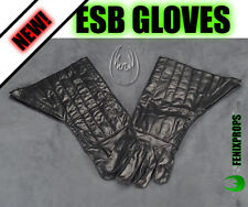 Darth Vader ESB Tailored Leather Gloves STAR WARS PROP FREE SHIPPING TO AMERICA