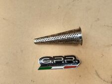 Aprilia Dorsoduro 750 GPR Furore Nero exhaust baffle DB killer