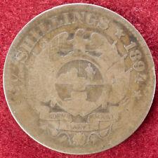 South Africa Halfcrown 1894 (D2208)