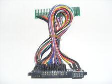 Extension Jamma Voltmeter / Rallonge Jamma Voltmetre 50 cm pcb Jamma arcade