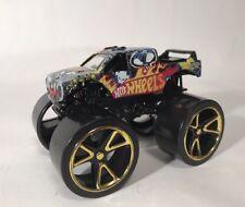 Hot Wheels Monster Jam Team Firestorm Track Ace Tires 8 Off Road Truck Skulls