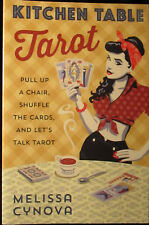 BRAND NEW! KITCHEN TABLE TAROT LEARN TO READ THE CARDS WITH CONFIDENCE!