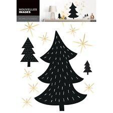 Wandtattoo Aufkleber Weihnachten Tannenbaum Sterne Wandaufkleber Wandsticker