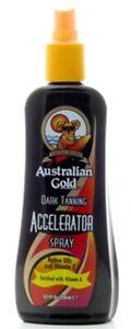 Australian Gold Accelerator Spray Tanning Lotion